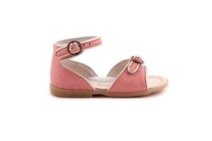 Sandaal Biesje goud roze goud
