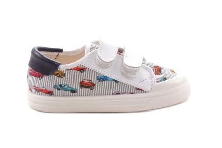 Sneaker Autos Velcro