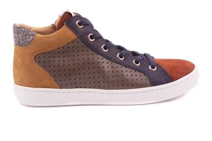 Sneaker  Multicolor Cognac