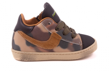 Sneaker Klein Camouflage