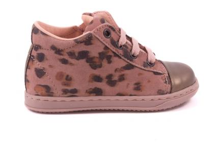 Sneaker Klein Roze Leopard Roze Zool