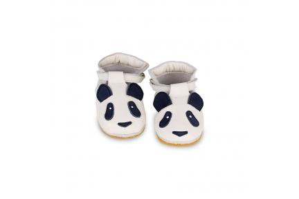 Donsje pantoffel panda