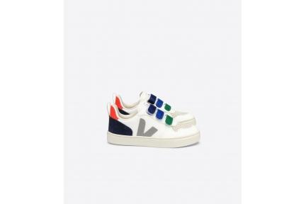 Sneaker Laag Multico Groen Blauw Rood