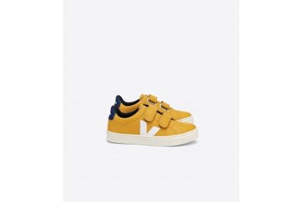 Sneaker Laag Oker