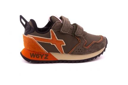 Sneaker Velcro Kaki