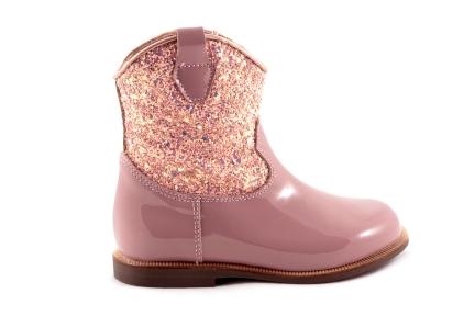 Laars Lakroze Met Glitter Roze Cowboy
