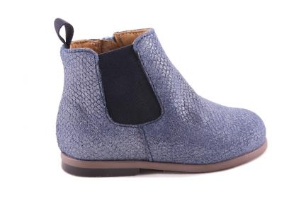 Laars Blauw Schubjes Blauwe Rekker