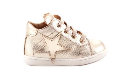 Sneaker Goud Gouden Ster