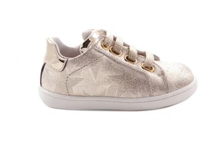 Sneaker Klein Gouden Sterrenprint