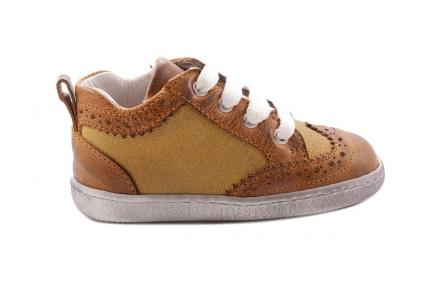 Sneaker Oker Met Brogues