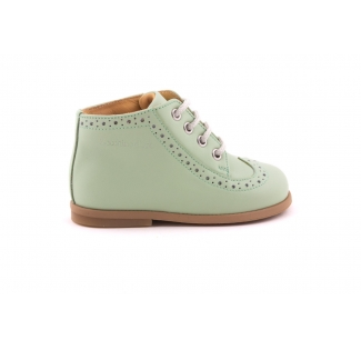 Veterschoen Mint Leder