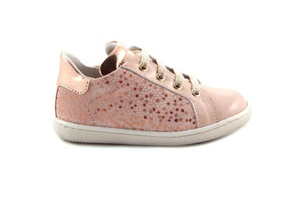 Zecchino d'oro sneaker roze bolletjes