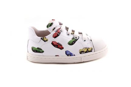 Sneaker Laag  Race Wit