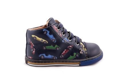 Sneaker Race Blauw