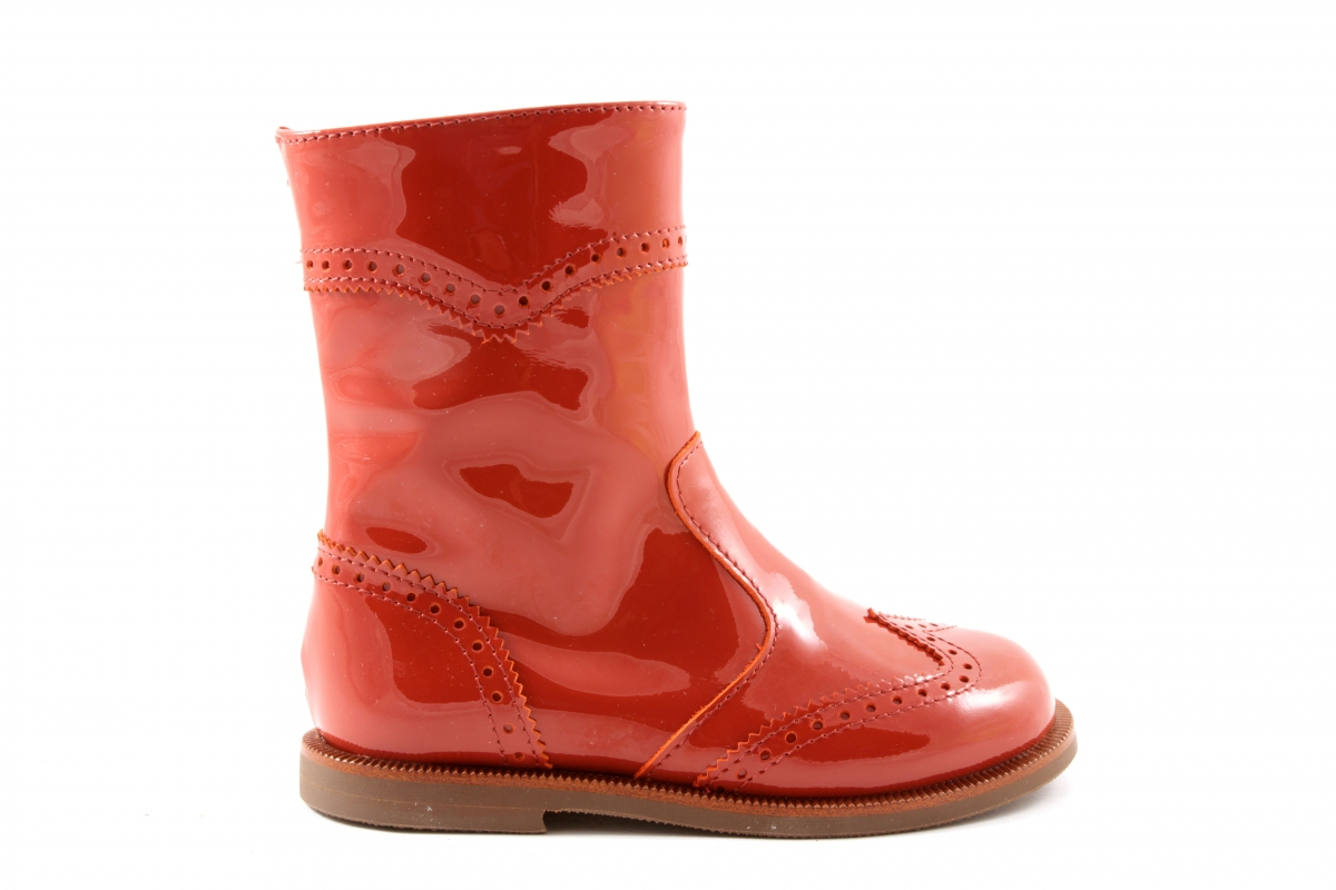 Kinderschoenen online zecchino d 39 oro laars lak oranje bruin - Kussen oranje en bruin ...